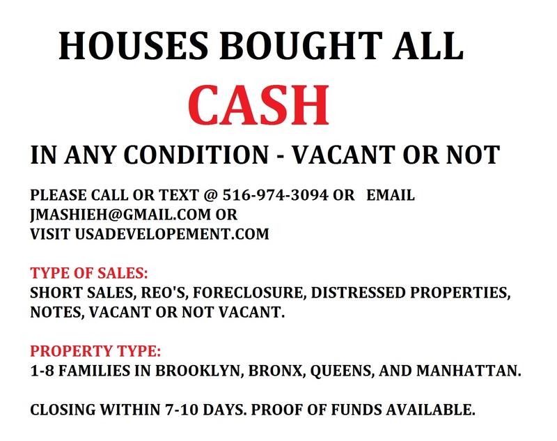 WE BUY HOUSES CASH | Real Estate Investing Center